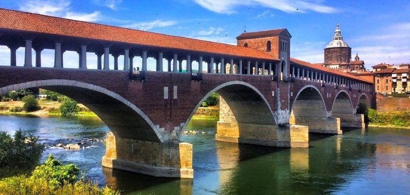 Via degli Abati Pavia