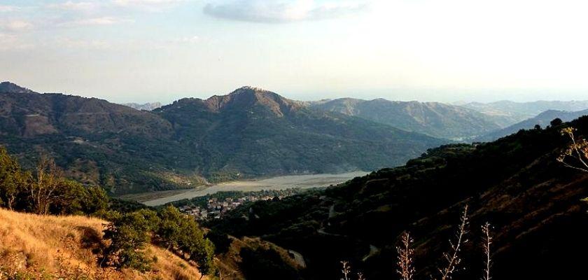 Sentiero dell'Inglese in Calabria