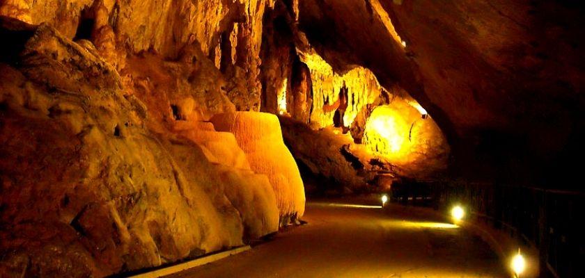 La Grotta di San Giovanni a Dosmunovas [Foto di Cristiano Cani]