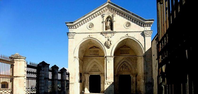 La basilica di Monte Sant'Angelo