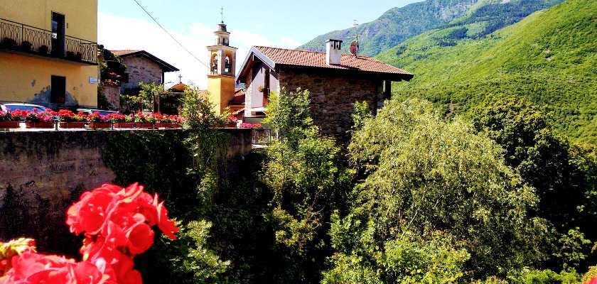Il Cammino di Carlo Magno in Val Camonica